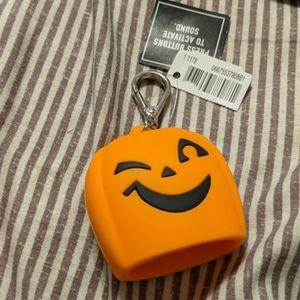 Jack o'lantern halloween Pocketbac holder